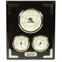 Барометр-метеостанция BRIGANT 16*20см