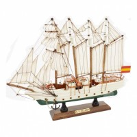 """Модель корабля """"Элькано"""", 31см."""