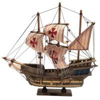 """Декоративная модель корабля """"Сonfection"""" 33см"""