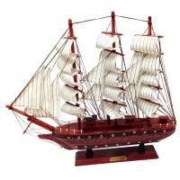 """Модель корабля """"Сonfection"""" (красное дерево), дл.50см"""