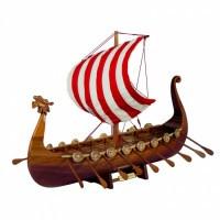"Модель парусного корабля ""Викинг"""