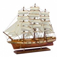 "Модель парусного корабля ""Cutty Sark"" (Катти Сарк) 77см"