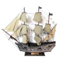 """Модель корабля """"Black Pearl"""", дл.77см"""