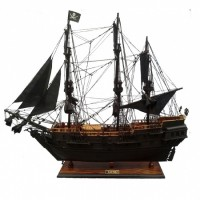"""Модель пиратского парусного корабля """"Черная Жемчужина"""""""
