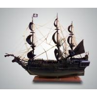 """Модель корабля """"Черная Жемчужина"""" (Black Pearl) 85cм"""