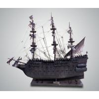 """Модель парусного корабля """"Летучий Голландец"""" 100см"""
