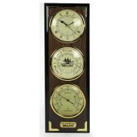 Часы-метеостанция BRIGANT 41*14*5см