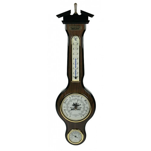 Метеостанция BRIGANT барометр, термометр, гигрометр