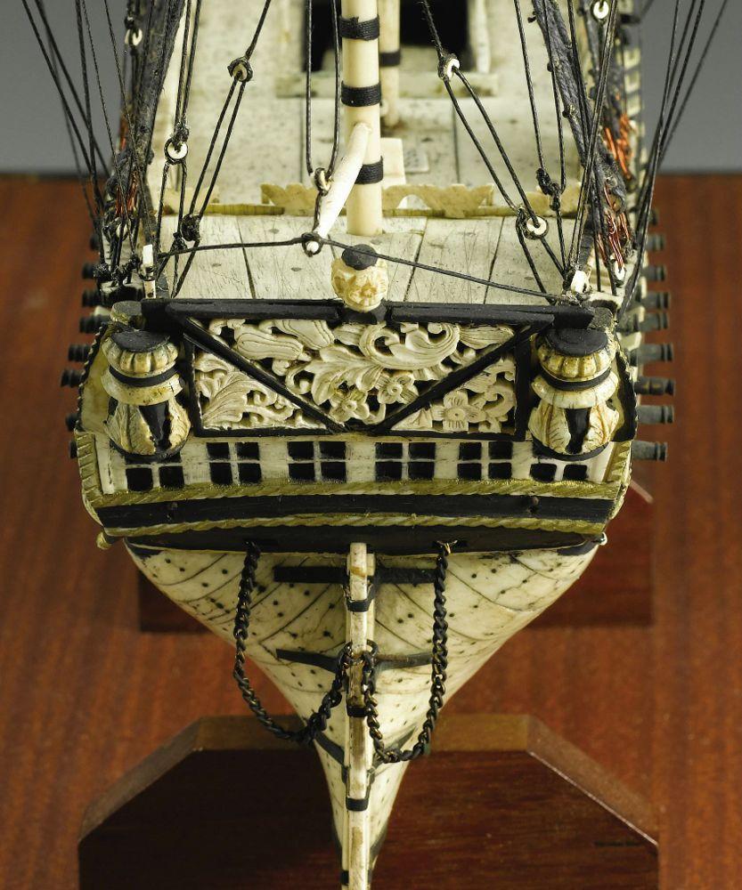 Модель корабля своими руками с нуля